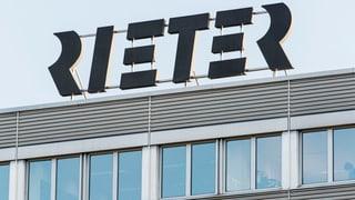 Massiver Stellenabbau bei Rieter in Winterthur