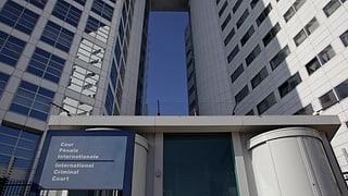 Palästinenser wollen Israel vor Gericht bringen