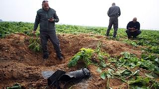 Israel greift Ziele im Gaza-Streifen an