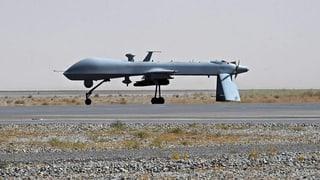 USA wollen Drohnenstützpunkt in Afrika