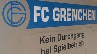 FC Grenchen spürt die sportlichen Folgen der Krise