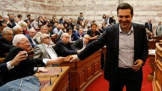 «Das griechische Parlament hatte kaum eine andere Wahl»