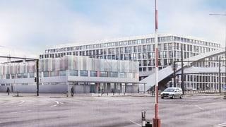 Zürcher Bundes-Asylzentrum als Vorbild