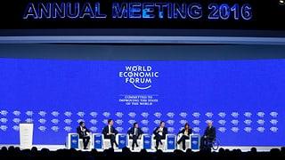 Newsblog aus Davos: Das Wichtigste vom WEF in Kürze