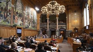 Die Schweiz lässt sich von der EU nicht erpressen