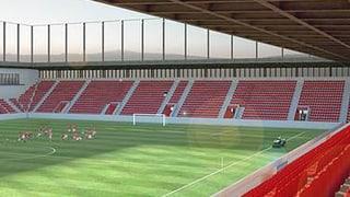 Torfeld Süd in Aarau: Die Chronologie eines Stadion-Projekts
