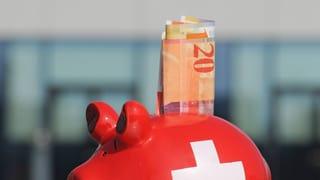 Ostschweizer Kantonalbanken reagieren auf die Währungskrise