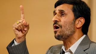 Will Ahmadinedschad wieder an die Macht?