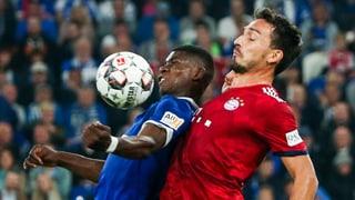 Bayern zu stark für Schalke