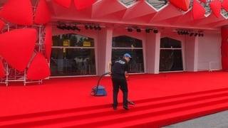 Figure Veneziane: Unsichtbar auf dem roten Teppich