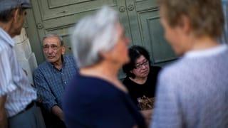 Spaniens vergessene Rentner