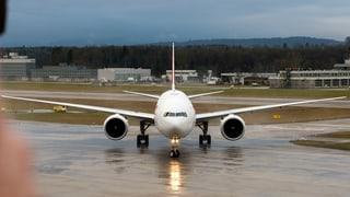 Swiss-Boeing 777 muss in Neufundland zwischenlanden