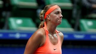 Attackierte Kvitova fällt lange aus