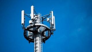 Frequenzas da telefonia mobila 5G èn surdadas