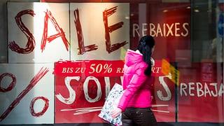 Die Weltkonjunktur schwächelt – und mit ihr das Schweizer BIP
