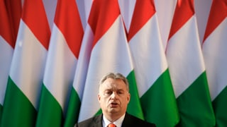 Debatte bei der EU: Orban schlüpft in die Opferrolle