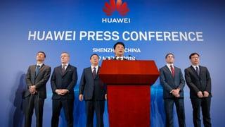 Huawei verklagt die USA wegen Einkaufsverbot für Behörden