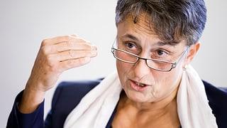 Marie Garnier tritt zurück: «Das ist nicht mehr ertragbar»