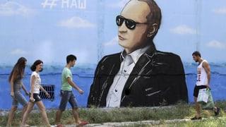 «Unter Putin wird eindeutig zurückbuchstabiert»