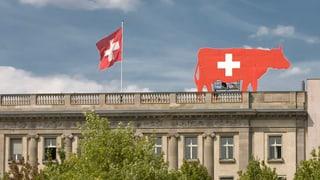 Die «fünfte Schweiz» in Davos