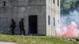 Armeereform: SVP und Linke sorgen für Scherbenhaufen