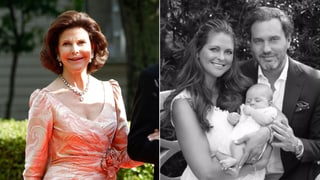 Ooops: Königin Silvia verplappert Madeleines Geburtstermin