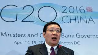 G20-Länder drohen Steueroasen