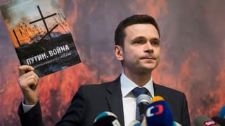 Nemzow-Bericht: 220 russische Soldaten in Ostukraine getötet?