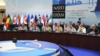La NATO è pronta da defender la Tirchia