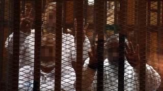 Erstmals Mursi-Anhänger in Ägypten hingerichtet