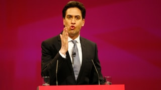 Ed Miliband: Der linkische Linke