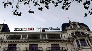 HSBC-Strafverfahren: «Auf Druck von Drittstaaten»