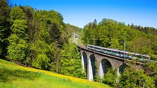 Mehr Züge und bessere Busverbindungen für die Ostschweiz