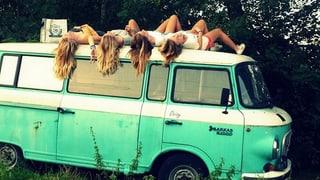 Die SRF3 Hippie-Bus-Playlist