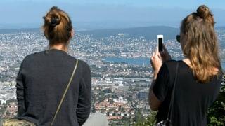 Pipilotti statt Heidi: Viel mehr US-Touristen dank Kunst