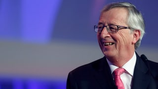 Juncker wird höchster Europäer