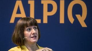 CEO Jasmin Staiblin verlässt Alpiq