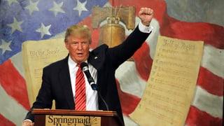 «Trump-Express» überrollt Grand Old Party