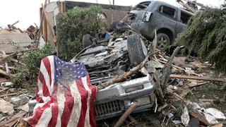 Gewaltiger Tornado vernichtet Vorort von Oklahoma City