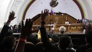 Regierungsgegnern droht Prozess wegen Verrats