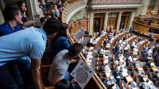 Ostschweizer Parlamentarier wollen für Innovationspark kämpfen