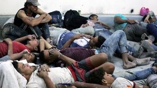 Mehr als 160 Tote nach Schiffsunglück vor Ägypten