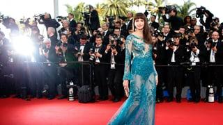 Cannes liebt die Frauen – solange sie auf dem Teppich bleiben