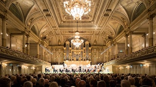 Tonhalle-Orchester: Vom See ins Industrie-Quartier