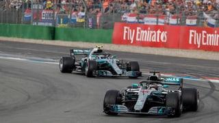 Lewis Hamilton gudogna Grond Premi da la Germania