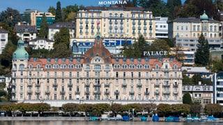 Poker rund ums Luzerner Hotel Palace ohne Yunfeng Gao
