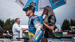 Lüthi kehrt in die Moto2 zurück