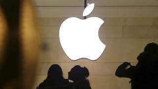 Darum geht es im bizarren Steuerstreit mit Apple