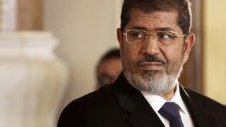 Ägypten: Mursi wird der Prozess gemacht