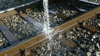 Brauchen Sie neue Gleise, liebe SBB?
